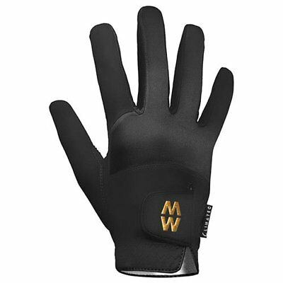 Macwet Climatec Short Cuff Unisex Gloves - Black All Sizes