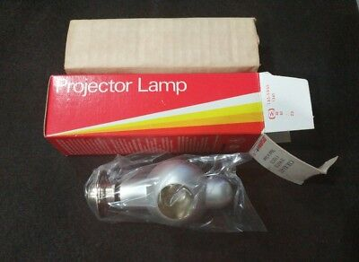 SYLVANIA GTE PROJECTOR LAMP - CXR/KP-GT - 50W - 8V - JAPAN - New old stock!