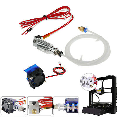 3D Printer Part  E3D V6 J-head Extruder Hot End For 1.75mm Filament 0.4mm Nozzle