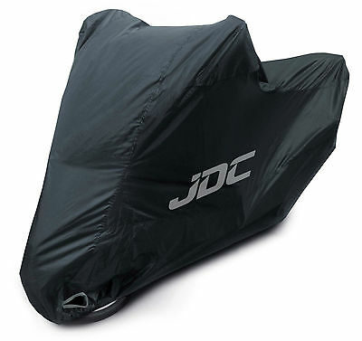 JDC Waterproof Motorcycle Cover Breathable Vented Heavy Duty - ULTIMATE RAIN S
