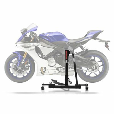 Center Spider Lift ConStands Power Evo Yamaha YZF-R1 15-18 black Centre