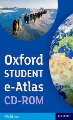 Oxford Student's E-Atlas by Patrick Wiegand