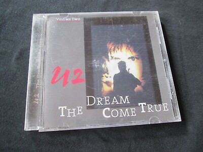 U2 The Dream Come True Volume 2 CD RARE LIVE SOUNDCHECK 82 - 85