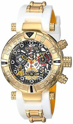 Invicta Women's 24520 Disney Limited Edition Subaqua Chronograph Skeleton Watch
