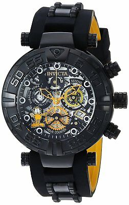 Invicta Men's 24880 Disney Limited Edition Subaqua Chronograph Skeleton Watch