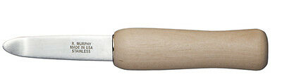 R MURPHY New Haven Oyster Knife Shucker Seafood Shellfish (Carbon Steel)