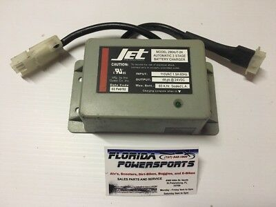Jet 2904JT-24 Automatic Battery Charger for Pride Jazzy Jet