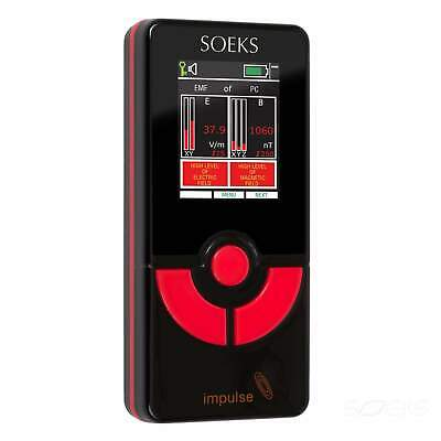 SOEKS IMPULSE - EMF Meter Electromagnetic Field Cell Phone Radiation Detector