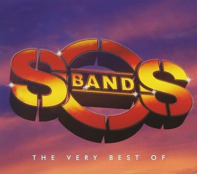 The S.o.s. Band - Very Best Of 2 Cd New+
