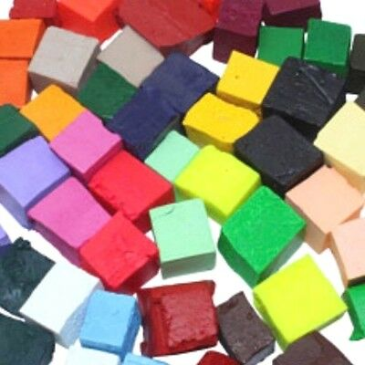 Candle Wax Dye - Eco Soy Pigment Chip Blocks For Colouring Wax Melts & Candles