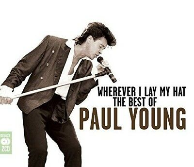 Paul Young - Wherever I Lay My Hat  2 Cd New+