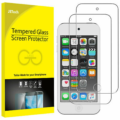 2-Pack Screen Protector for Apple iPod Touch 5/6 Tempered Glass Film