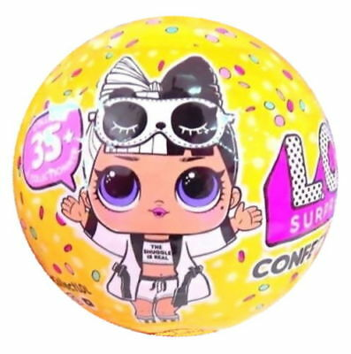 LOL SURPRISE DOLLS CONFETTI POP ~~ WAVE 2 ~~~ BIG SISTER - IN STOCK 1 doll