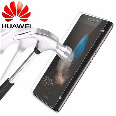 2x 9H Tempered Glass Screen Protector Film For Huawei P8 P9 Lite 2017 Honor 8