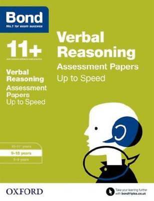 Verbal Reasoning. 9-10 Years Up to Speed Practice by Frances Down (author), A...
