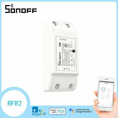 Sonoff RF ITEAD 433MHZ WiFi Wireless Smart Switch Receiver Remote Control Home