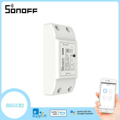 Sonoff ITEAD Smart Home WiFi Wireless Switch Module Fr Apple Android APP Control
