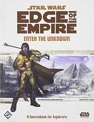 Star Wars Edge of The Empire: Enter The Unknown Game