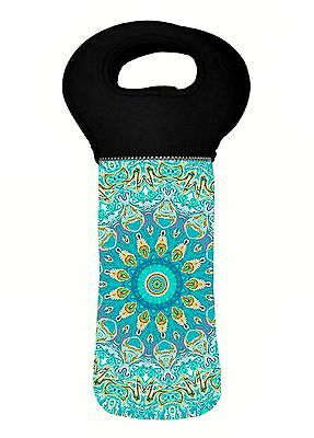 Mandala Wine Carry Bag Cooler Bag
