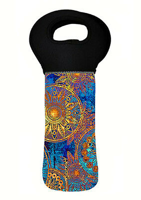 Mandala Wine Carry Bag Cooler