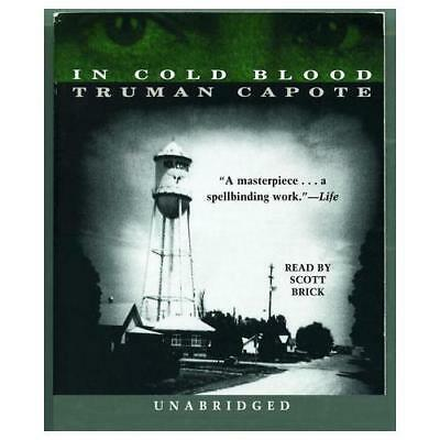 In Cold Blood by Truman Capote, Scott Brick (read by)