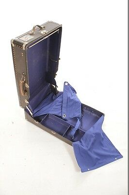 Beautiful Age schrankkoffer Travel Cases 50er Years Iconic Vintage Suitcase
