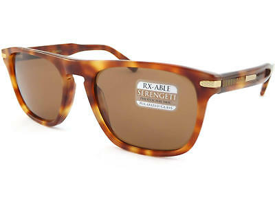 cb8199a4b8 SERENGETI - ENRICO polarized Sunglasses Butter Rum   Glass Brown Drivers  8151