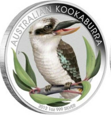 ScooterBee's Home Made Bolo Ties: 1oz 99.999 Pure Silver Kookaburra Austra. Coin