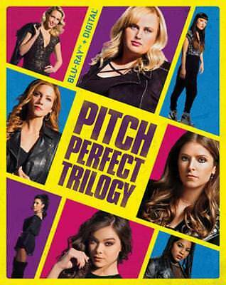 Pitch Perfect 3-Movie Collection New Blu-Ray Disc