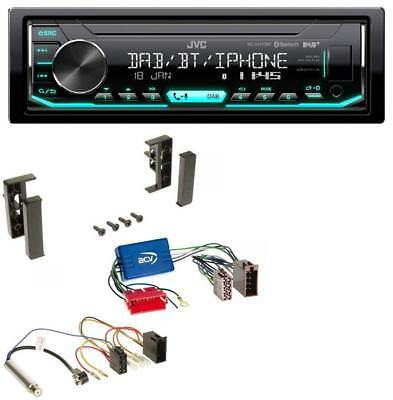 jvc bluetooth mp3 usb cd dab autoradio f r audi a2 a3 8l. Black Bedroom Furniture Sets. Home Design Ideas