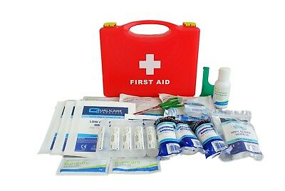Burns & Scalds First Aid Kit / Box for Home, Kitchen,Cafe,Workshop Small / Large