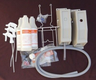 Ecolab Kay  Multi-Purpose Disinfectant Cleaner Install Kit 92211132