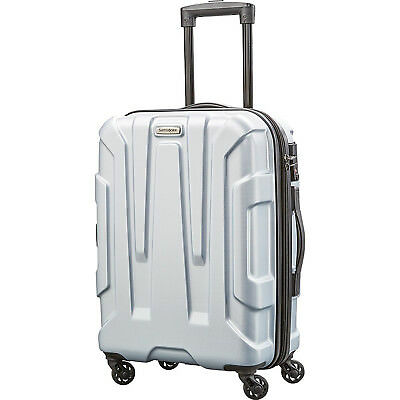 """Samsonite Centric Hardside 20"""" Carry-On Luggage, Silver"""