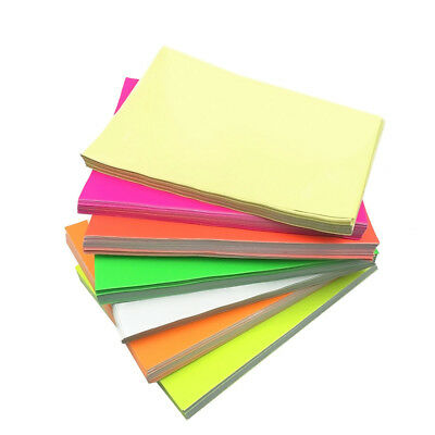 High Quality Color A4 Matte Self-adhesive Paper For Inkjet Laser Sticker Print