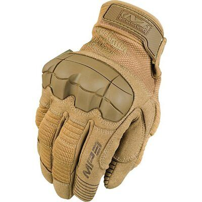 Mechanix M-pact 3 Hard Knuckle Mens Gloves - Coyote Tan All Sizes