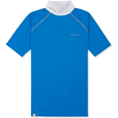 Musto 2017 Performance Stock Womens Shirt Competition - Brilliant Blue All Sizes