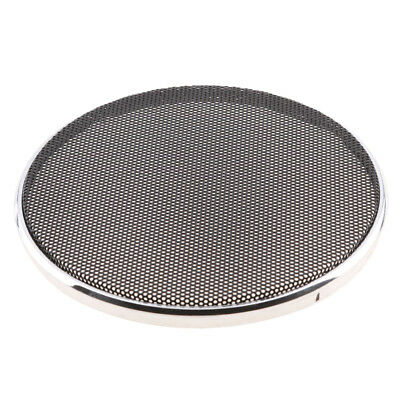 Mesh Car Speaker Subwoofer Grille Grill with 1 Ring 6.5inch