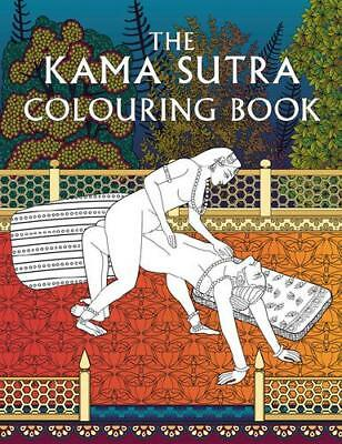The Kama Sutra Colouring Book by Anon