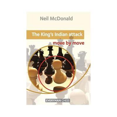 The King's Indian Attack by Neil McDonald (author)