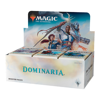 MTG DOMINARIA * Dominaria Booster Box