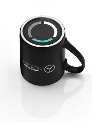original Mercedes Benz ///// AMG Petronas Fan Tasse Kaffee becher Pott MUG 300ml