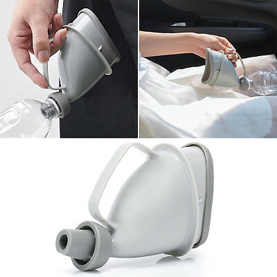Urinal Funnel Portable Travel Urine Camping Device Toilet Lady Women Pee UP