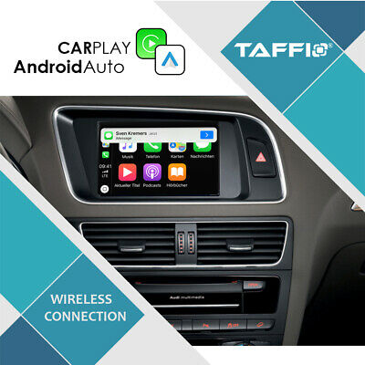 Audi A4 A5 Q5 Q7 A6 MMI 3G High MMI 3G + Plus CarPlay USB Media Player Camera IN