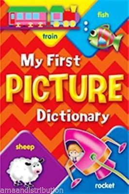 New My First Picture Dictionary Hardback Book. For Baby