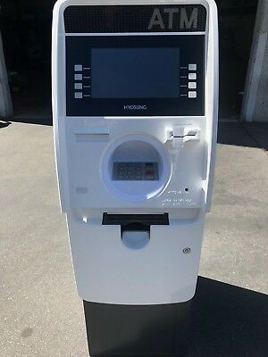 Nautilus Hyosung Halo-S Atm Machine Double Dispenser