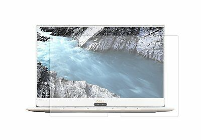 """(Set of 2) Screen Protector for 2018 Model Dell XPS 13 9370 13.3"""" Laptop"""