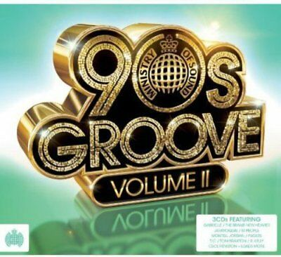 Ministry of Sound 90s Groove CD - NEW - Amazing Price - NEW UK stock - Classic
