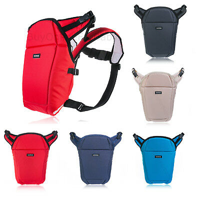 Baby Carrier Infant Backpack Frontpack Carry Pouch 4-24 mths 5-13kg/11lb-61lb N6