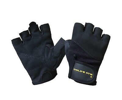 Gold's Gym Weight Lifting Gloves Training Bodybuilding Fitness workout Gloves
