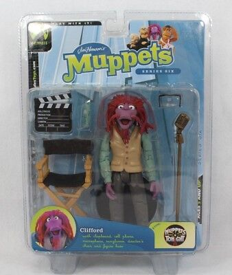Palisades Jim Henson's Muppets CLIFFORD Action Figure Series 6